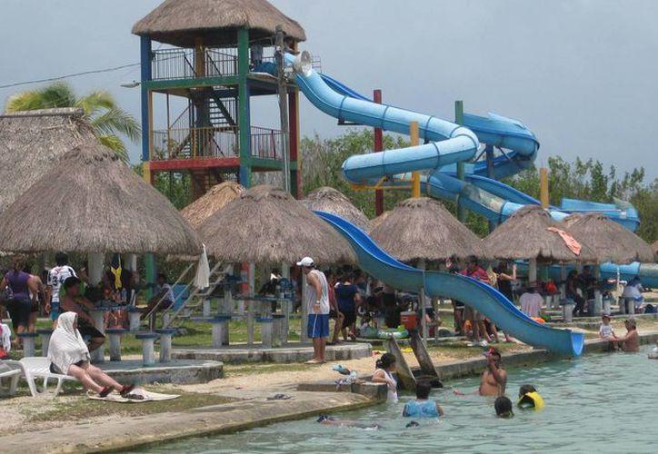 Buscan poner en marcha el 'all inclusive' en Bacalar para las próximas vacaciones. (Javier Ortiz/SIPSE)