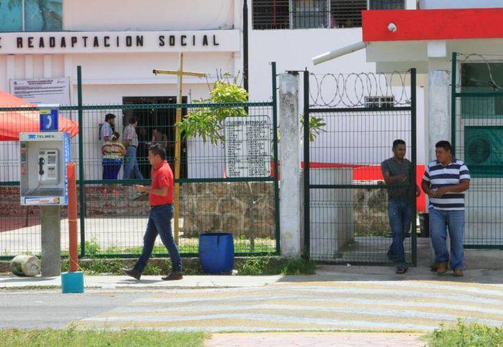 El objetivo es que entre noviembre y diciembre de este año,  puedan comenzar a salir de los centros penitenciarios las primeras personas. (Ángel Castilla/SIPSE)