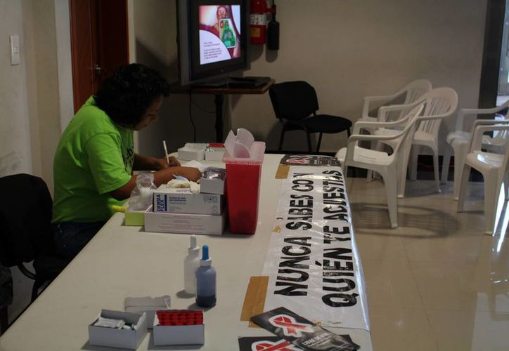 En Quintana Roo se han detectado mil 478 casos de personas infectadas con el VIH. (Adrián Barreto/SIPSE)