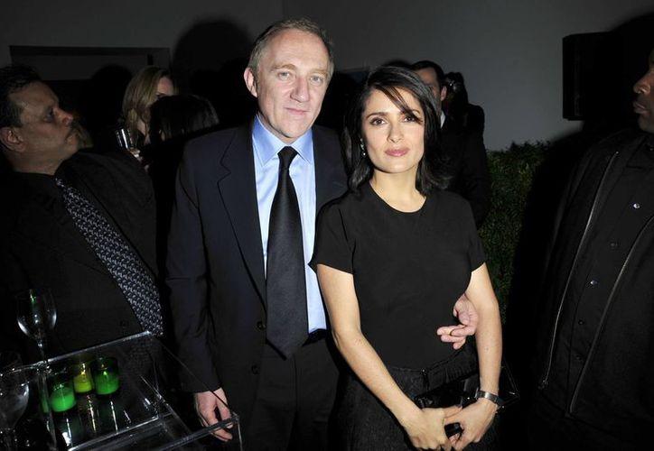Londres, donde reside el matrimonio Pinault Hayek, es la ciudad con más multimillonarios del mundo. (galleristny.com)