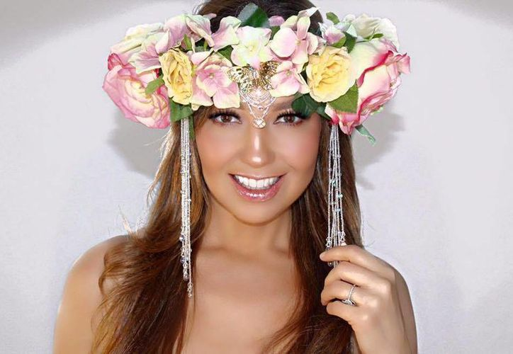 En septiembre, Thalía inicia una gira que la llevará a México y varios países sudamericanos para presentar su nueva producción 'Latina'. (Facebook: Thalía)