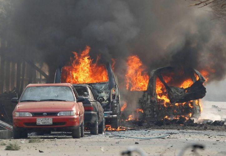 """La organización ha manifestado que se encuentra """"devastada"""" por el ataque. (Twitter)"""