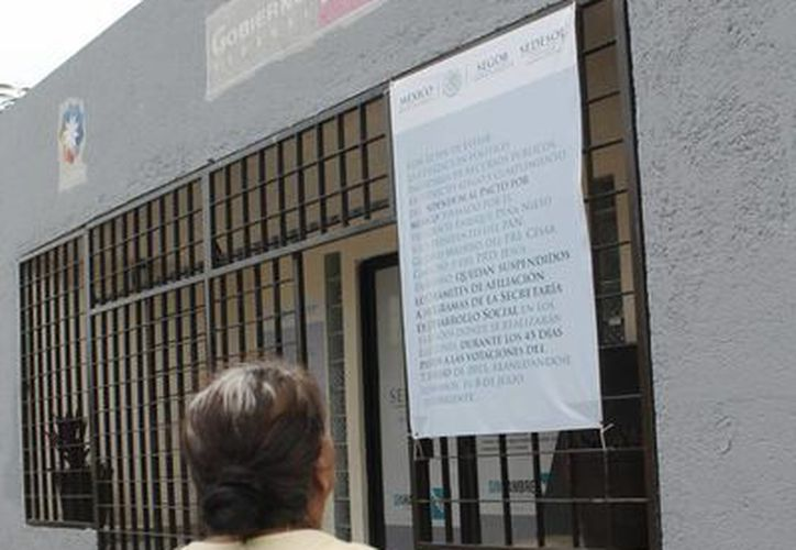 Informan que los pagos continuarán el 8 de julio. (Jesús Tijerina/SIPSE)