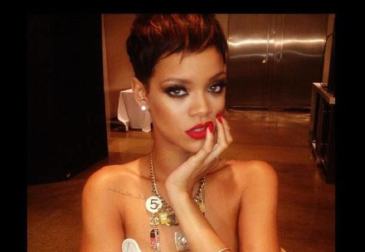 Rihanna aseguró que una de las personas a las que más teme es a su madre. (www.instagram.com)