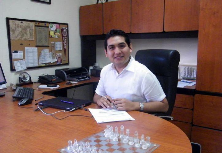 Este año se registró una promoción en exportaciones que benefició a 903 empresas yucatecas: Aarón Rosado Castillo. (Milenio Novedades)