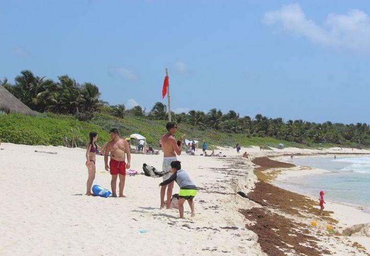 Las playas y los cenotes son los atractivos más visitados. (Sara Cauich/SIPSE)