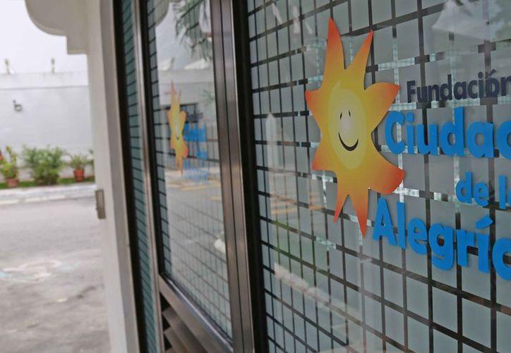 Fundación Ciudad de la Alegría buscará recaudar fondos a través del foro. (Jesús Tijerina/SIPSE)