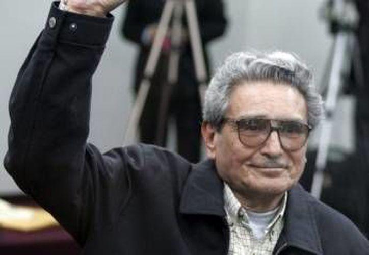 Abimael Guzmán Reinoso es el líder y fundador de Sendero Luminoso. (Agencias)