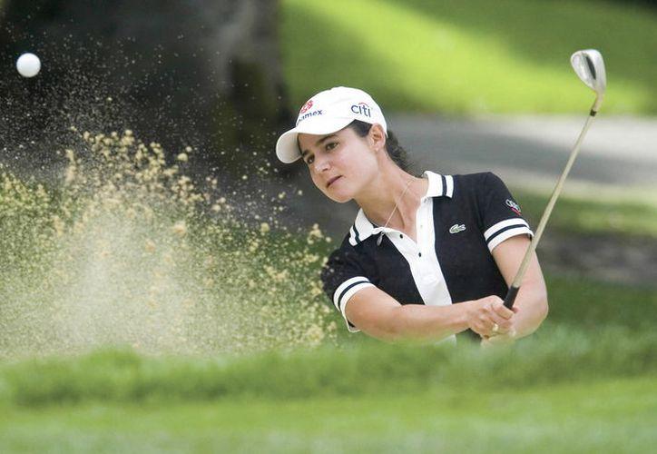 La primera victoria de Ochoa, fue en la LPGA fue el 16 de mayo del 2004 en el Franklin American Mortgage Championship. (Foto: Contexto)