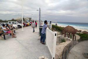 Alistan nueva imagen de Playa Delfines