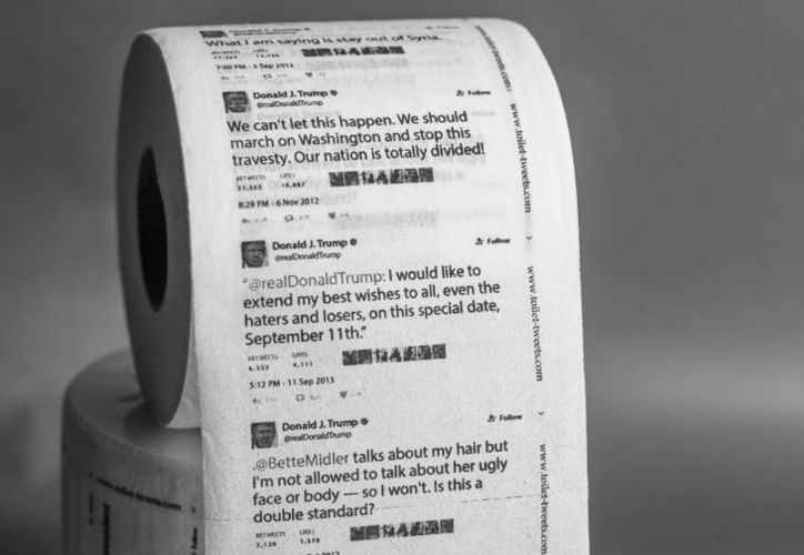 Entre los comentarios publicados en el papel se encuentran las más divertidas declaraciones del presidente. (Foto: Twitter)