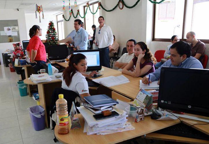 En las tres Juntas de Conciliación en Cancún llegaron tres mil 260 demandas individuales. (Luis Soto/SIPSE)
