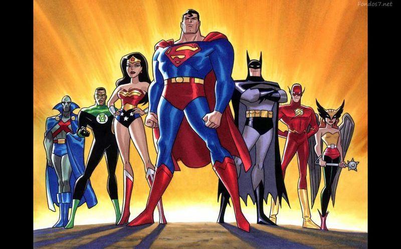 La Atraccion Interactiva En 4d De La Liga De La Justicia En Six