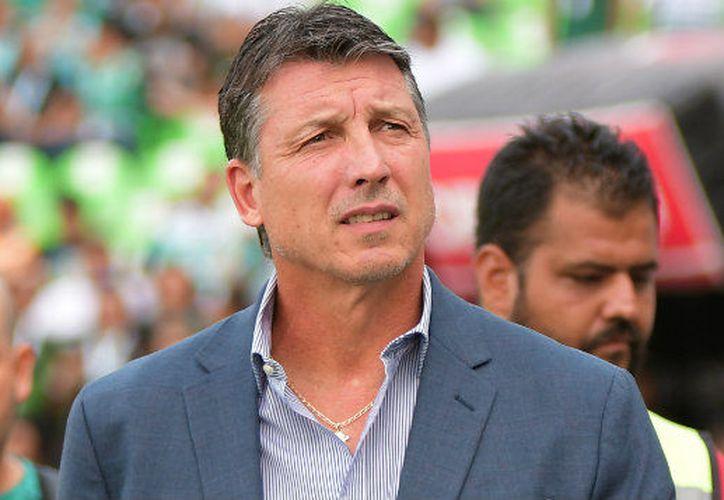 Siboldi dejó a Santos en el sexto lugar de la tabla con dos triunfos ante Lobos BUAP y Puebla. (Internet)