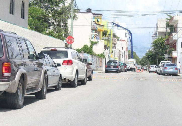 Se prevén cambios en el tráfico vehicular, luego de que se implemente este sistema en los próximos meses. (Adrián Barreto/SIPSE)