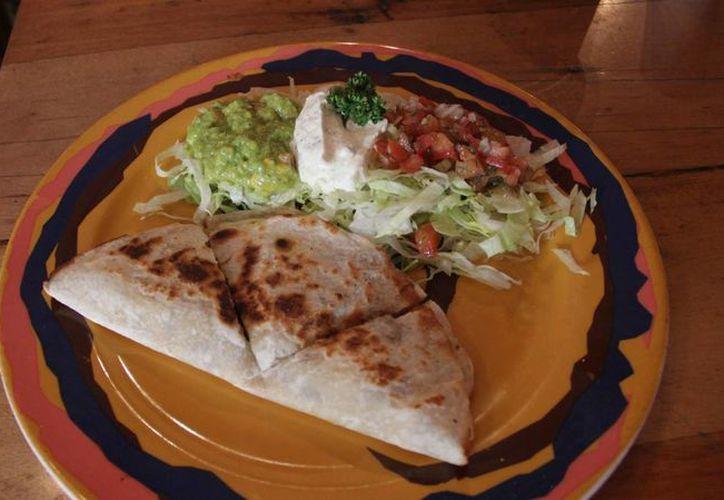 La gastronomía mexicana se ha convertido en una opción rápida para los colombianos. (Notimex)