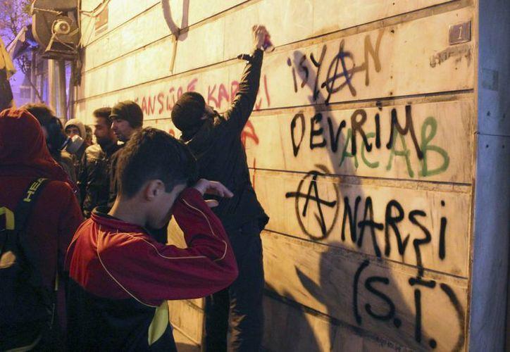 Turquía es el país con el mayor número de periodistas encarcelados en todo el mundo: 60. (EFE)