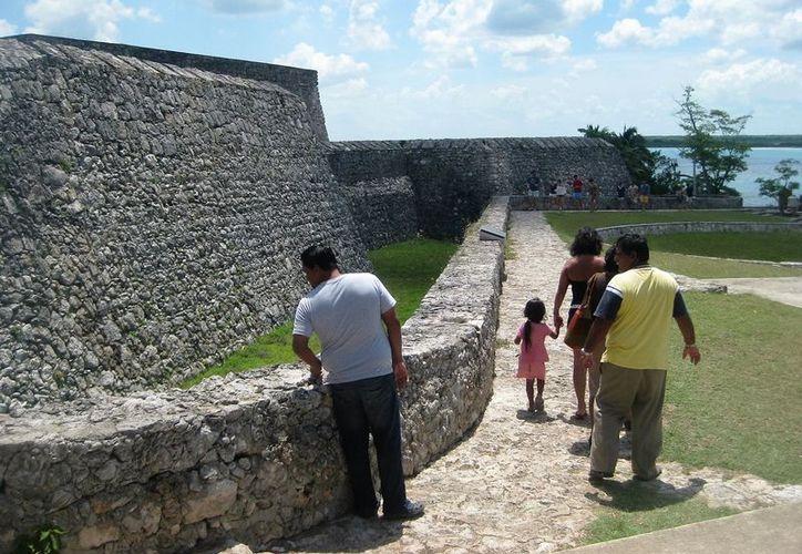 La mayoría de los turistas llegan de estados como Campeche, Yucatán y Tabasco. (Foto: Juan Rodríguez)