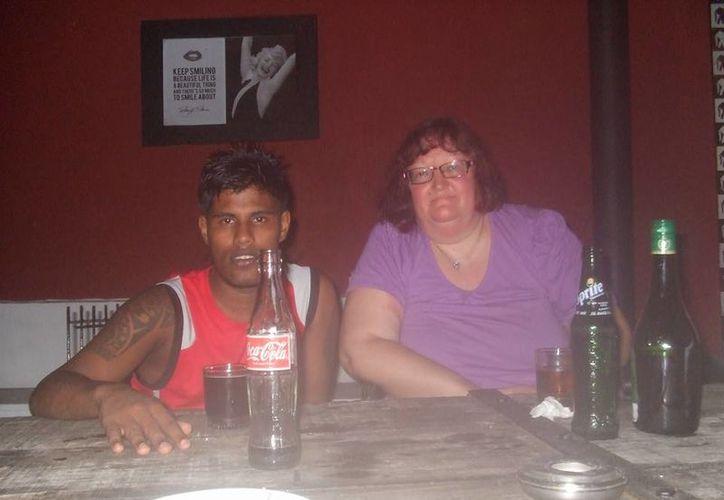 Diane trató de vender su casa en Sri Lanka para regresar a su país natal y empezar de nuevo. (Facebook)