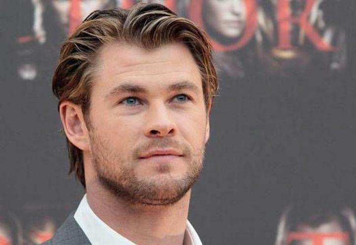 Chris Hemsworth debutó en la pantalla grande con el filme 'Star Trek', en 2009. (Archivo/Agencias)