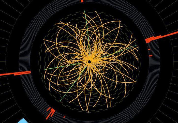 Al bosón Higgs se le atribuye la propiedad de atraer y mantener juntas al resto de partículas elementales. (Agencias)