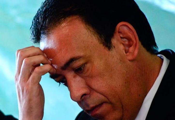 El ex Gobernador de Coahuila y ex presidente del PRI, Humberto Moreira, puede recibir pena corporal de seis años. (Archivo/excelsior.com.mx)