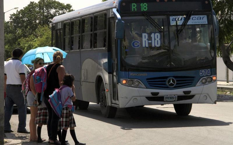 La publicidad del PES deberá retirarse de las unidades de transporte público y otros medios. (Redacción/SIPSE)