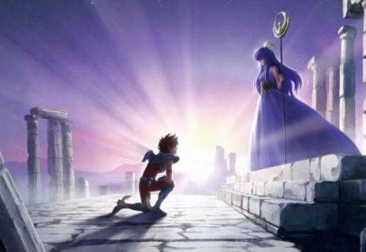 Los Caballeros del Zodiaco regresan en una nueva versión. (Netflix).