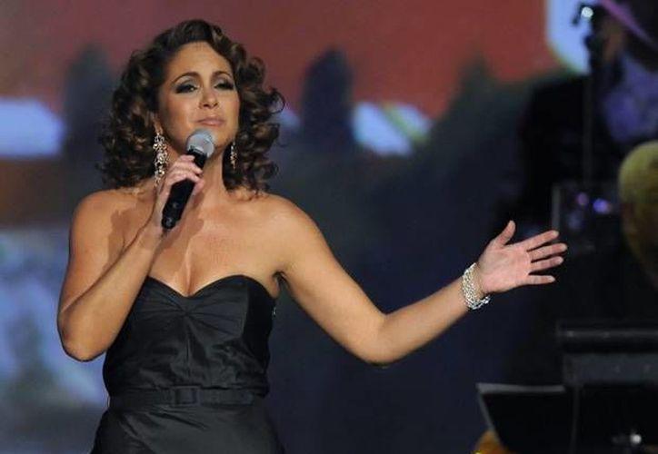 Lucero cumplirá con su cuarta presentación en el certamen musical chileno. (quien.com)