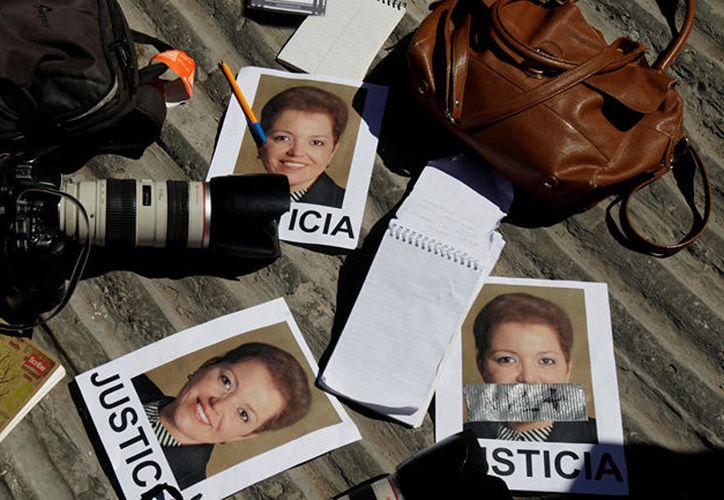 Miroslava Breach,  fue asesinada el 23 de marzo pasado. (Foto: Contexto)