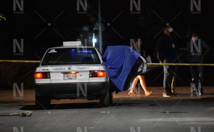 Hasta el momento se considera que se trató de un asalto por una mínima cantidad de dinero. (Novedades Yucatán)