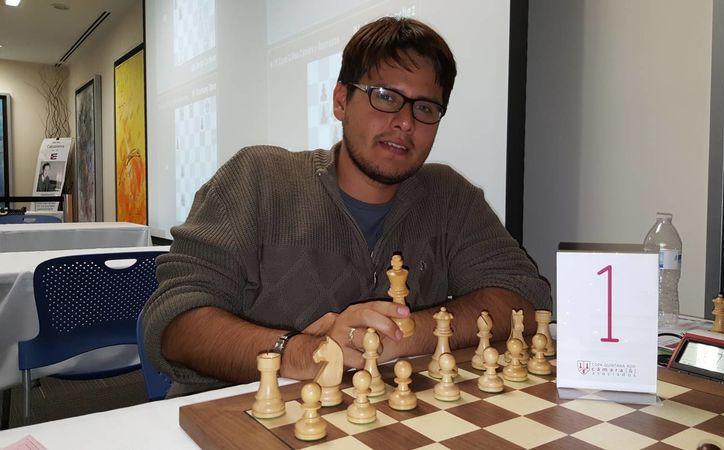 El ajedrecista peruano es el mejor jugador del continente americano. (Ángel Mazariego/SIPSE)
