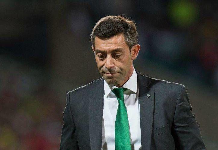 Tras un particular paso por el futbol mexicano, el entrenador portugués Pedro Caixinha ahora dirigirá al Al-Gharafa Sports Club. (Archivo Mexsport)