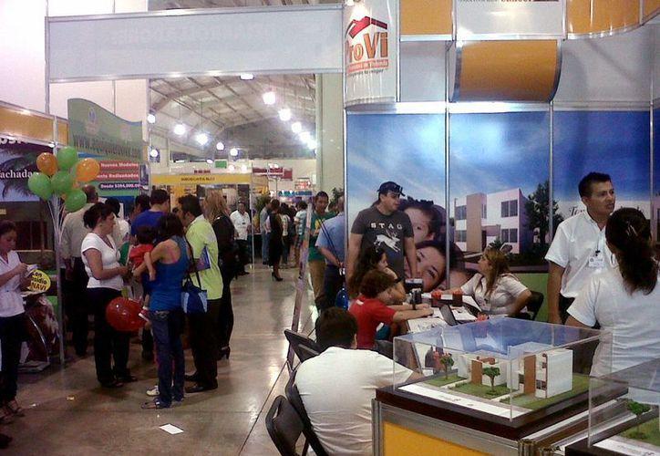 En la Expo Vivienda participaron más de 100 desarrolladores. (Milenio Novedades)