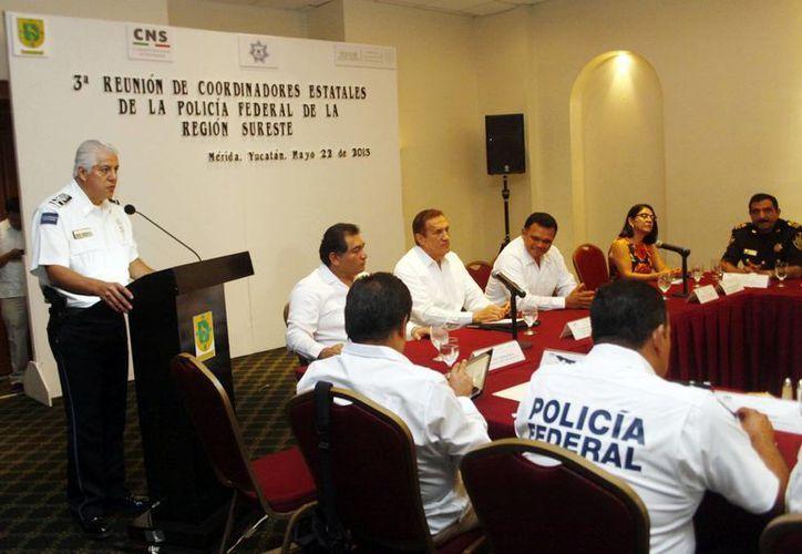 En la reunión se abordaron asuntos clave para mantener la seguridad. (Milenio Novedades)