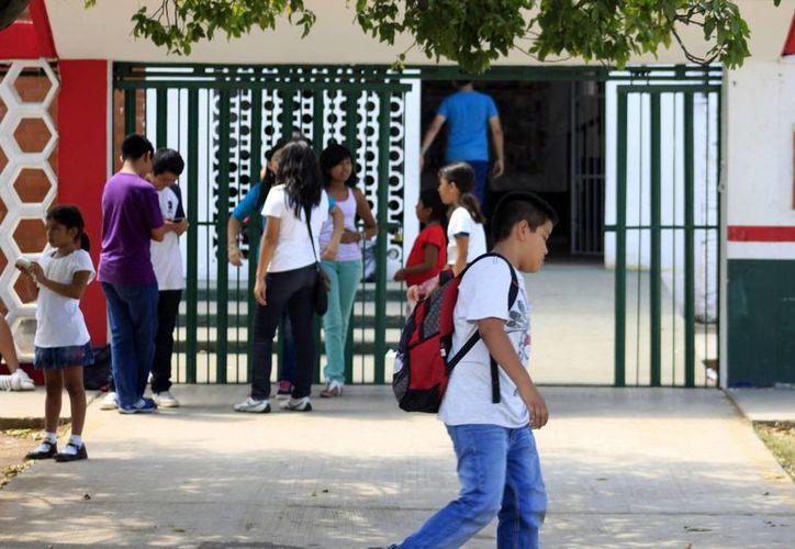Las reuniones programadas se realizarán fuera del horario de clase. (Archivo/SIPSE)