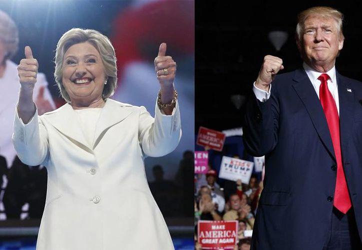 Las elecciones presidenciales en Estados Unidos suscitan una inusual convergencia de ambas orillas del Golfo Pérsico. (AP)