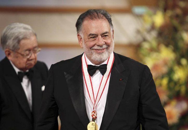 Francis Ford Coppola será jurado en el Festival Internacional de Cine, celebrado en Marrakech. (zeleb.com)
