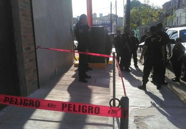 Tres hechos con violencia se registraron en  menos de 24 horas en Cancún. (Eric Galindo/SIPSE)