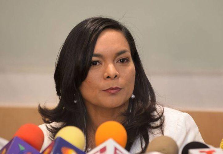 Entre los candidatos que solicitan investigar está la candidata del PRD-PT al gobierno de Guerrero, Beatriz Mojica. (Archivo/Notimex)