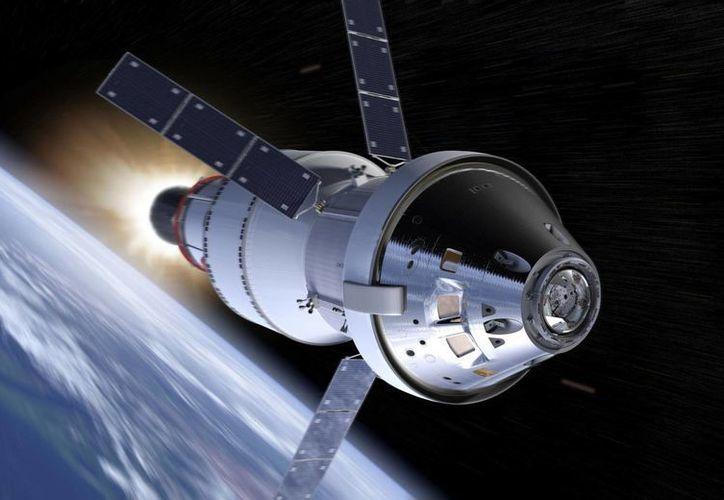 El médico, la agencia japonesa Stony y la NASA buscan realizar el proyecto, el cual es el sueño de muchos científicos espaciales.(Foto tomada de sitio oficial de la NASA)