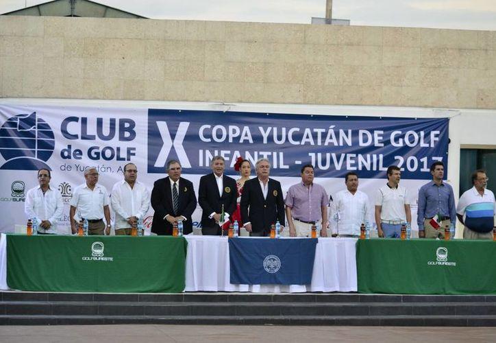 """Las rondas de juego de la X Copa Yucatán de Golf serán del sábado al lunes, y al terminó en cada campo (""""El Jaguar"""" y """"La Ceiba"""") se realizarán las premiaciones de cada división. (Daniel Sandoval/SIPSE)"""