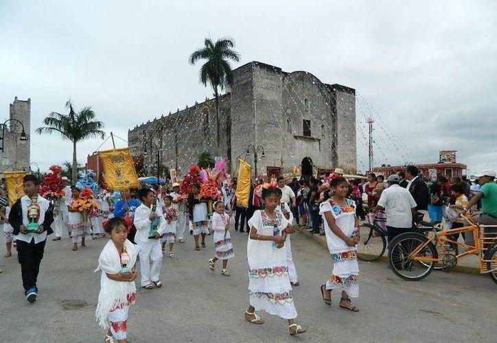 La preservación de la lengua maya es uno de los objetivos de la Academia 'Itzamná'. (SIPSE)