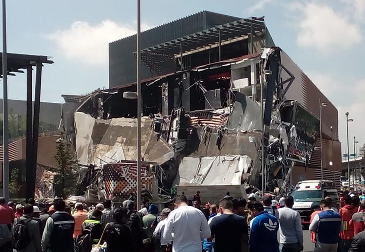 Será el Instituto de la Seguridad de las Construcciones de la Ciudad de México el que vea qué fue lo que falló. (Notimex)