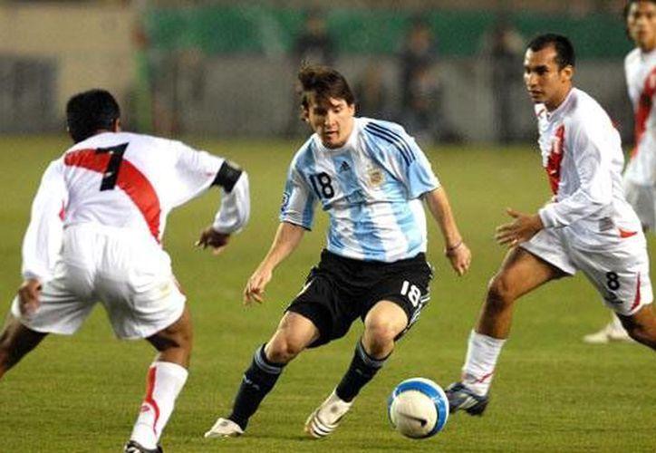 Messi está cerca de jugar el segundo Mundial de su carrera. (teleaire.com)