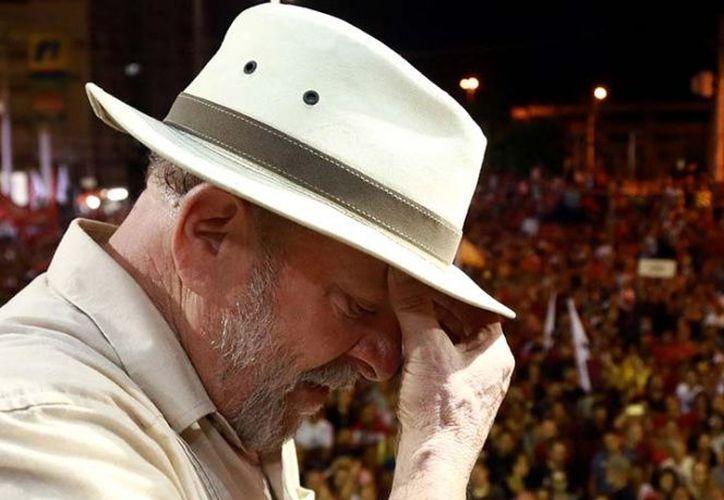 """La defensa de Lula presentó lo que se conoce como """"embargo de declaración. (Reuters)"""