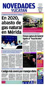 En 2020, abasto de gas natural en Mérida