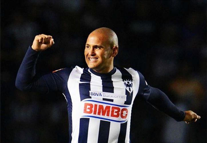 Suazo llegó al Monterrey en 2007 y desde entonces ha sido campeón varias veces. (Notimex)