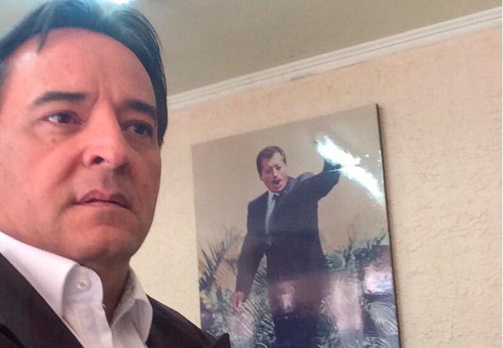 Luis Armando Colosio es diputado por Sonora. (Twitter)