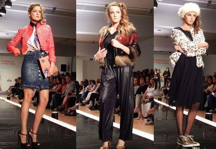 Este año en cuestión de moda viene la década de los 80s en todos los aspectos, prendas completas y accesorios vistosos. (Contexto/Internet)